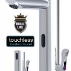 Royal Line Bathroom Touchless Faucet